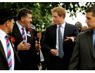 HRH Prince Harry at the 2014 Suffolk Show